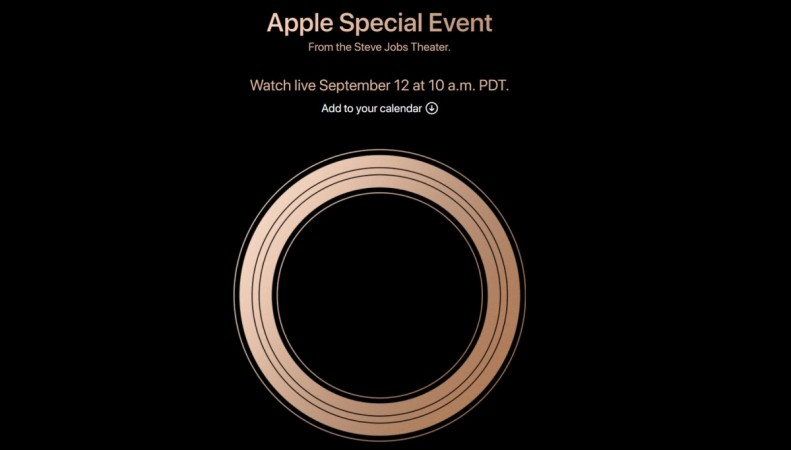 Apple Special Event, Apple Park, iPhone 2018, launch