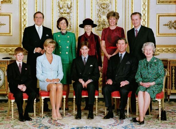 Princess Diana, Queen Elizabeth