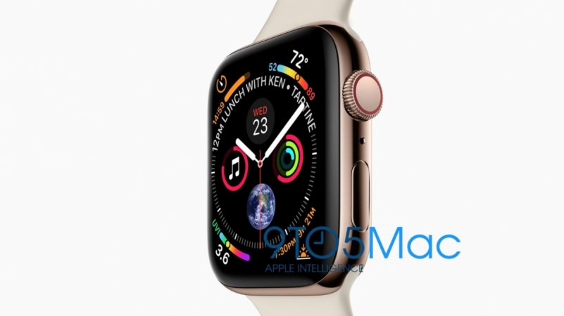 Apple, Watch Series 3, launch, gold