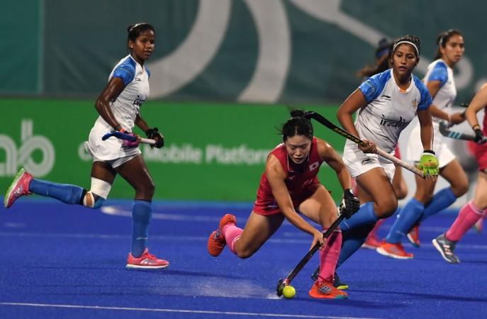 Asian Games 2018 women's hockey