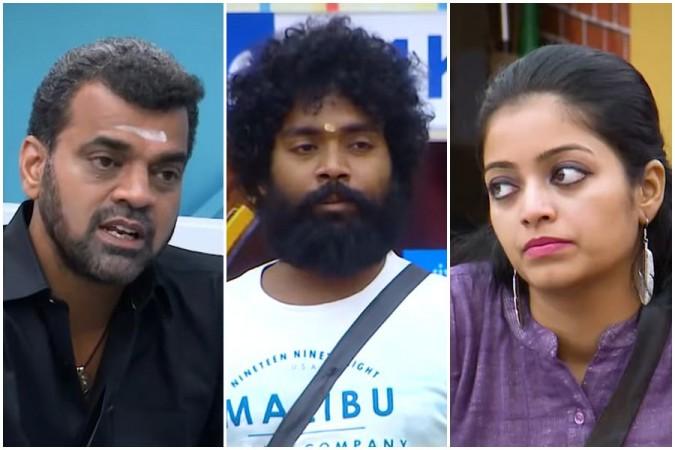 Bigg Boss Tamil 2 - 11th Week Elimination
