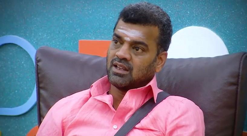 Thadi Balaji in Bigg Boss Tamil 2