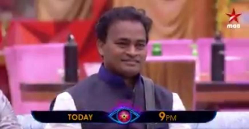 Nuthan Naidu in Bigg Boss Telugu 2 house