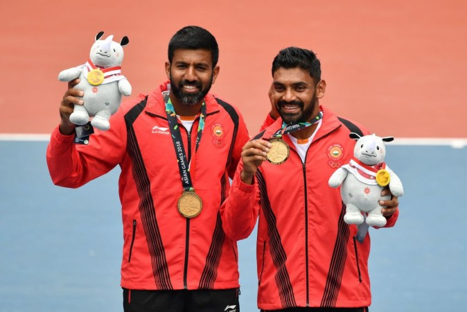 Rohan Bopanna and Divij Sharan