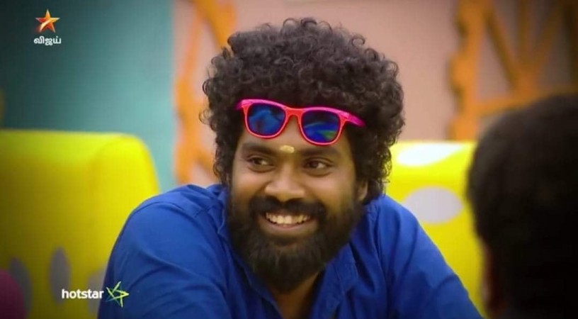 Danny out of Bigg Boss Tamil 2