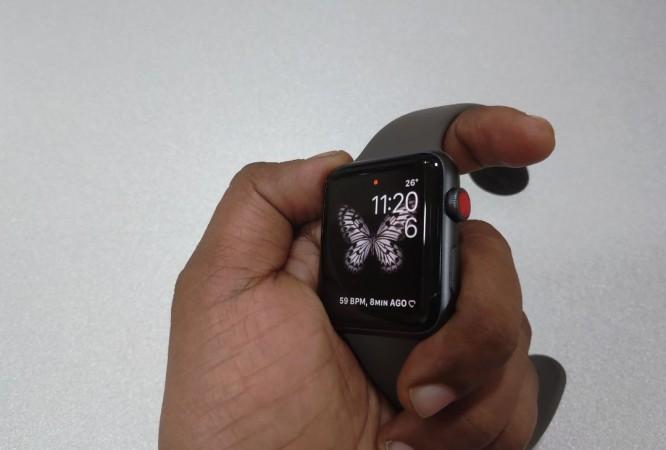 Apple, Watch Series 3, cellular review