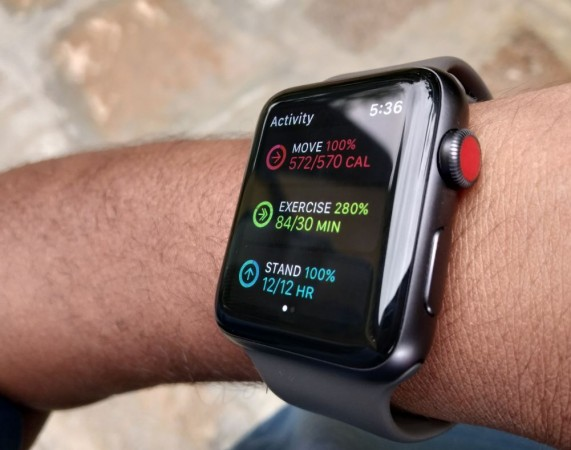 Apple, Watch Series 3, Cellular, LTE, GPS, review