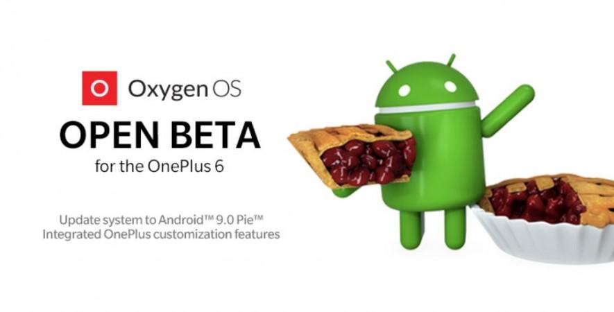 OnePlus 6, OxygenOS, Android Pie, Open Beta ROM