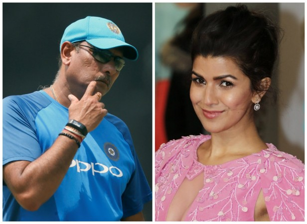 Ravi Shastri and Nimrat Kaur are rumoured to be dating each other.