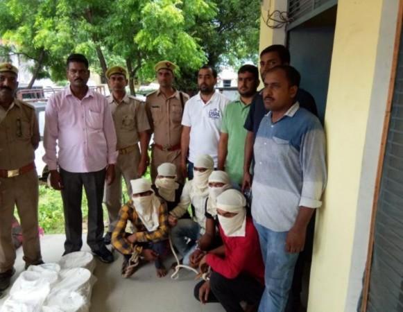 Haryana ola driver kidnapping case 1