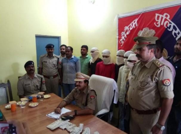 Haryana ola driver kidnapping accused