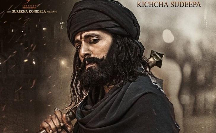 Kiccha Sudeep's Sye Raa Narasimha Reddy to be dubbed in Kannada