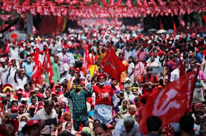 farmers rally india