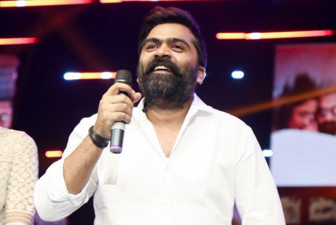 Simbu at Chekka Chivantha Vaanam Audio Launch