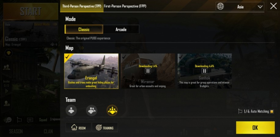 Download Pubg Mobile 0 5 0 Apk With Miramar Map: PUBG Mobile Update: How To Get Sanhok Map, New Weapons
