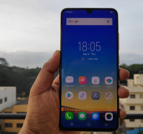 Vivo, V11 Pro, India, launch, first impression, price, offers