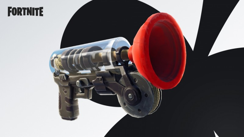 Fortnite for mobile gets a new weapon