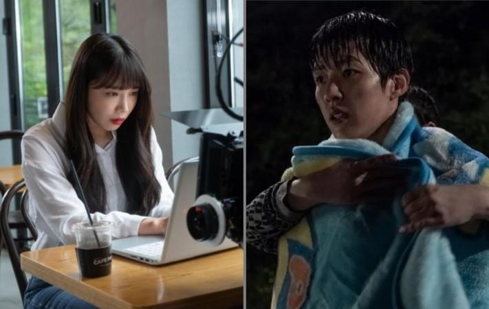 Apink's Eunji and INFINITE's Sungyeol