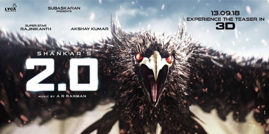 Rajinikanth's 2.0 teaser