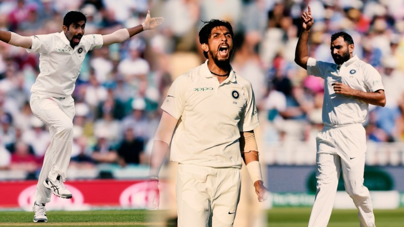 India pace attack