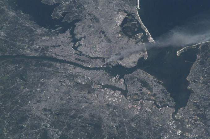 space photo 9/11