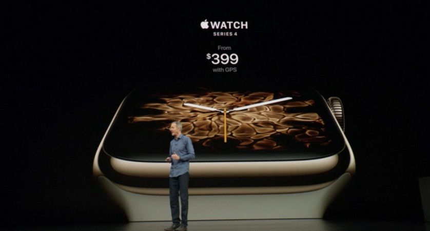 Apple, Watch series 4,