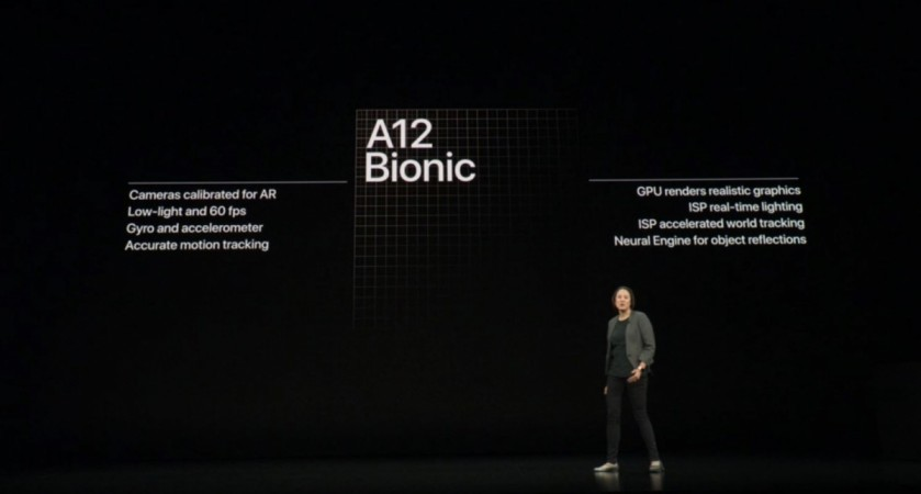 Apple, iPhone Xs, A12 Bionic