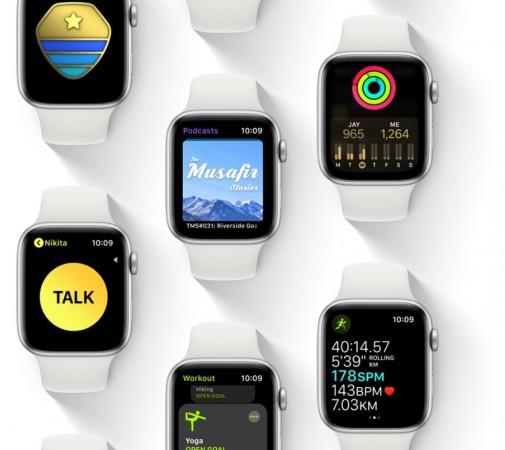 Apple, watchOS 5, features
