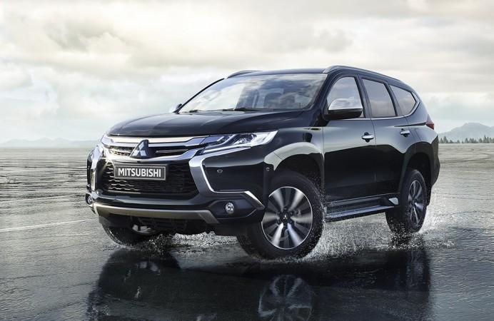 Mitsubishi India Likely To Launch New Generation Pajero