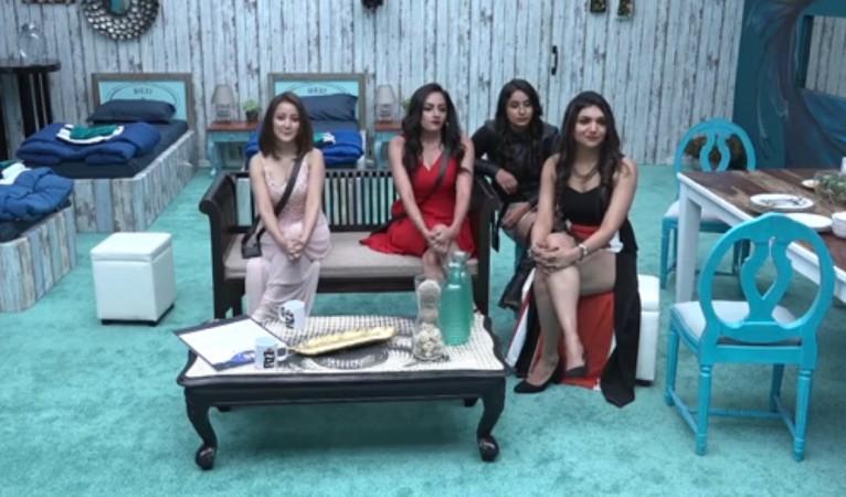 Bigg Boss 12, Surbhi Rana, Kriti Verma, Mital Joshi, Roshmi Banik