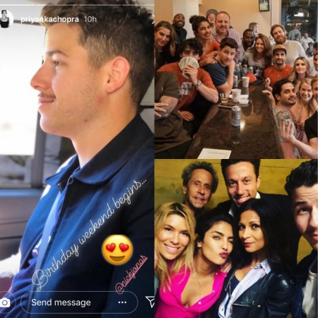 Priyanka Chopra hangs out with birthday boy Nick Jonas, shares cute pictures of fiancé