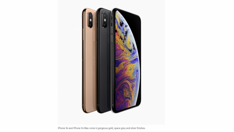 Giveaway iphone xs max gold color