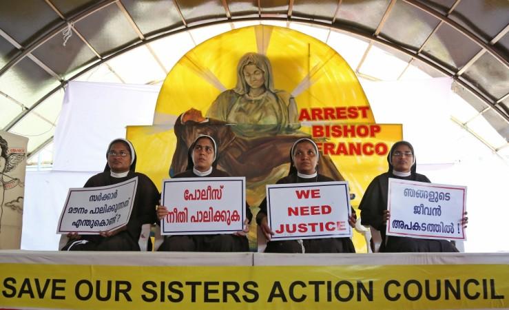 Kerala nun rape