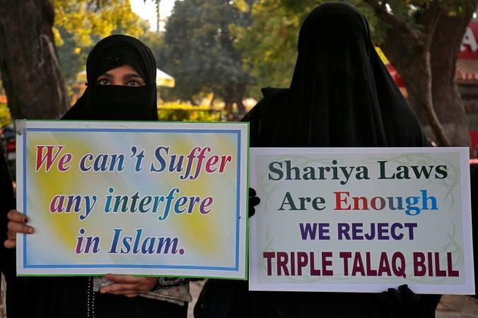 Will scrap triple talaq Bill if voted to power, says Mahila