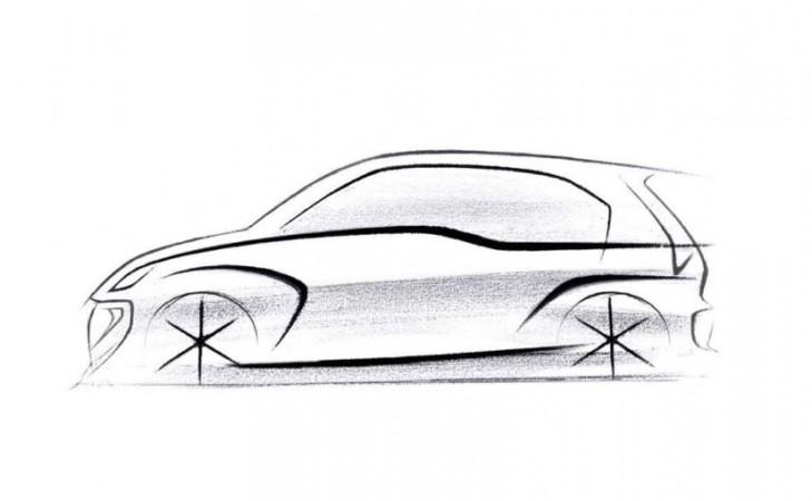 Hyundai AH2 sketch image