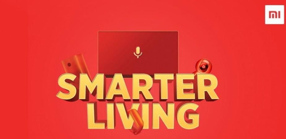 Xiaomi, Smarter Living, teaser,