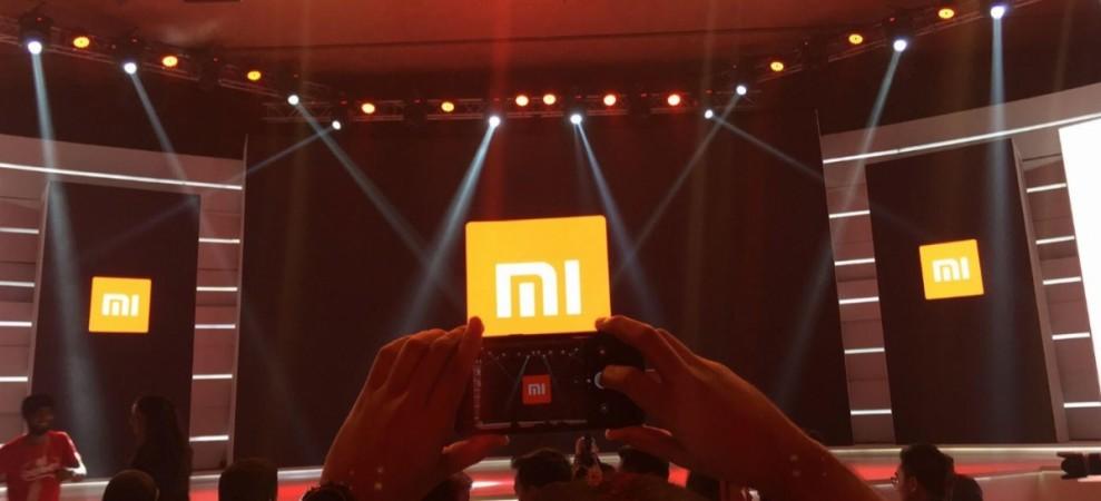Xiaomi logo, representational image