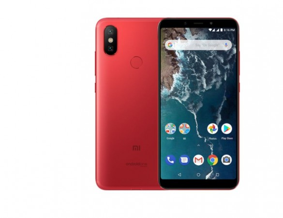 Xiaomi, Mi A2, Android One, Red Edition, launch, Amazon,Mi.com
