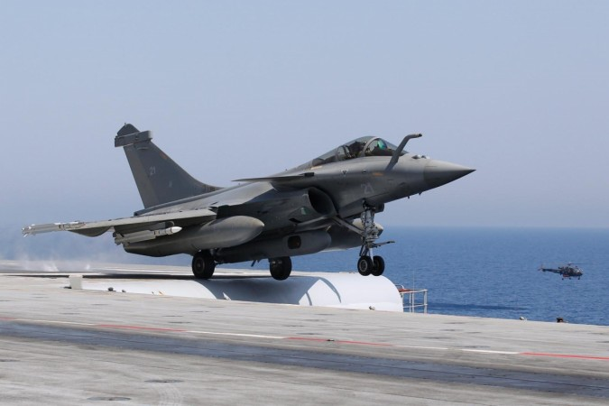 To counter China, France to send aircraft carrier to patrol