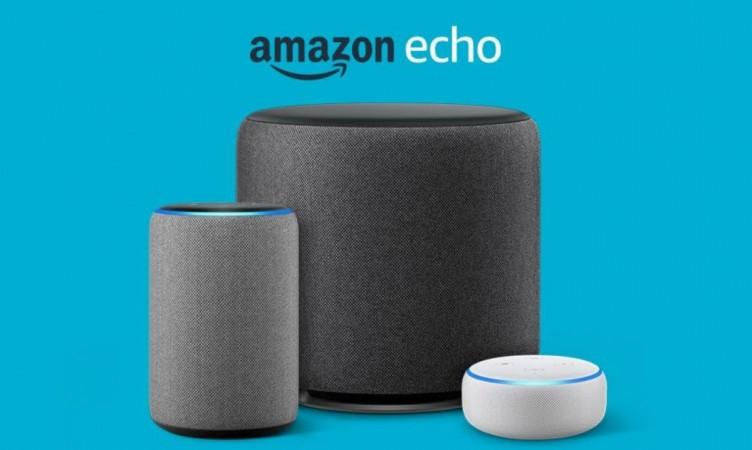 Amazon, Echo Plus,  Echo Sub, Echo Spot