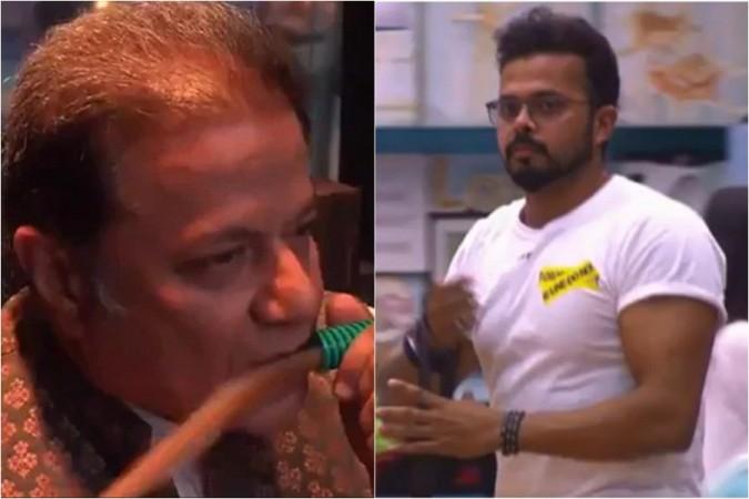 Bigg Boss 12, Anup Jalota, Sreesanth