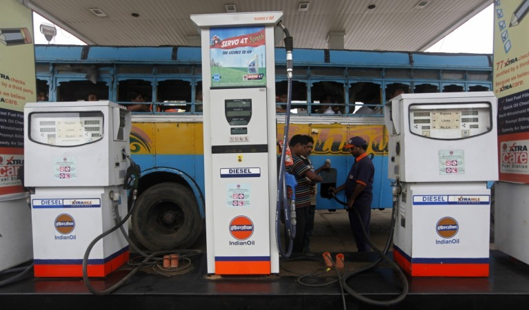 india fuel prices