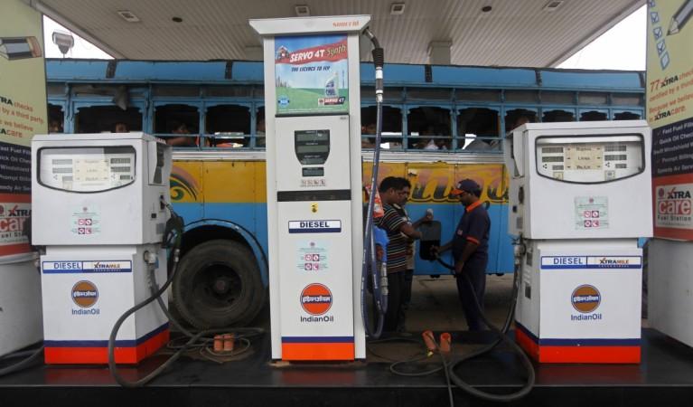 india fuel prices