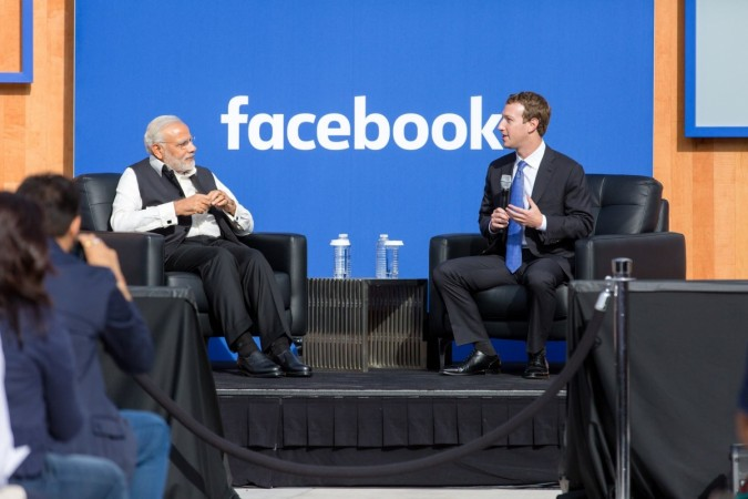 Facebook India, Mark Zuckerberg