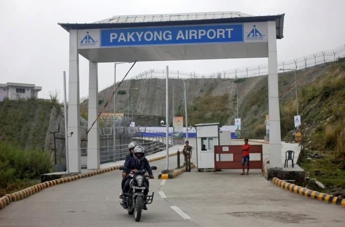 pakyong airport