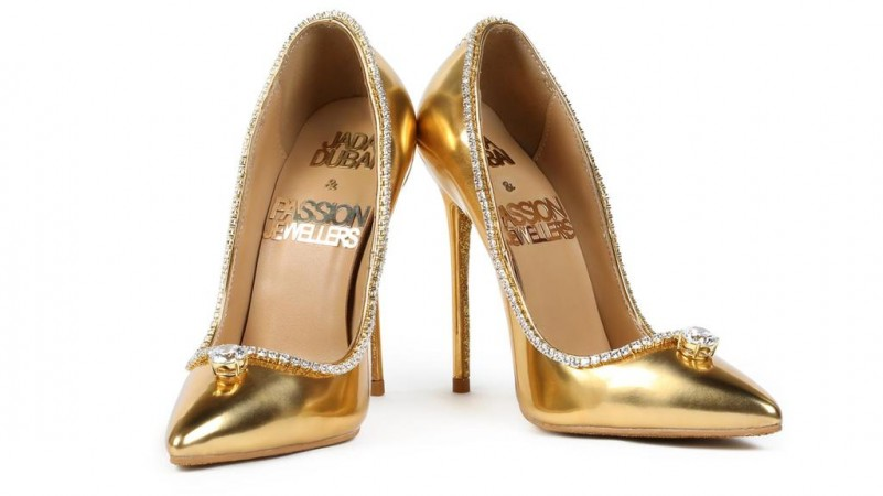 The Passion Diamond shoes