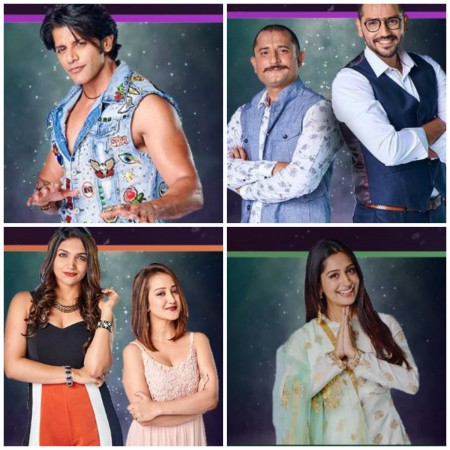 Bigg Boss 12 nominated contestants