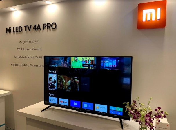 Xiaomi Mi Tv 4 Pro Series Home Security Camera And More Go On Sale