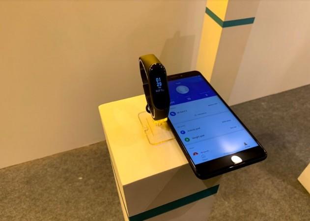 Xiaomi, Mi Band 3, India, launch, price