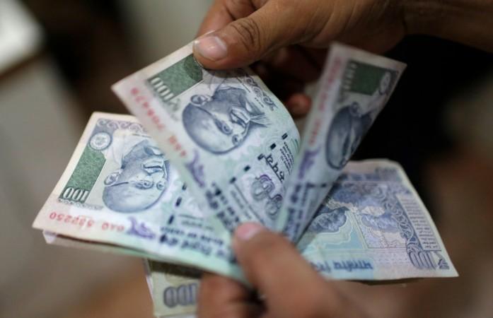 Money rupee